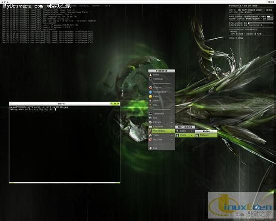 百家争鸣三十种Linux发行版的名称含义(6)