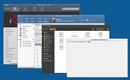 在Ubuntu上安装ZonColor主题