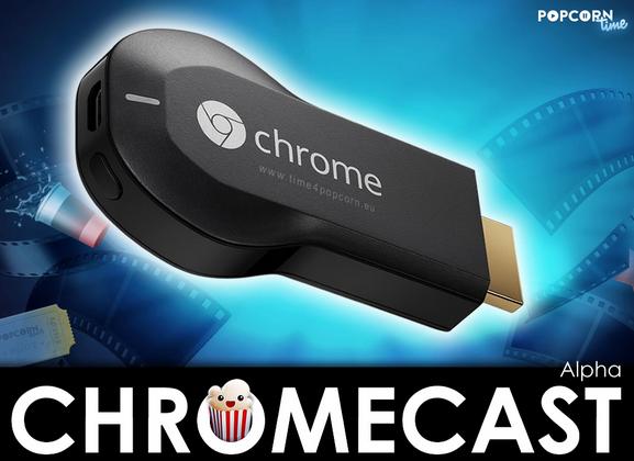 据说谷歌Chromecast电视棒成了看片神器