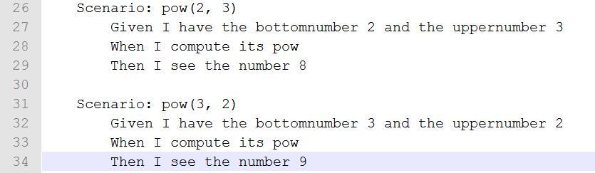 图 18 测试用例第 2 次功能扩展
