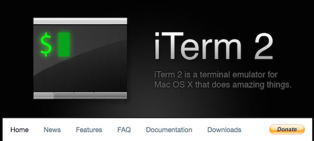 iTerm - �����������