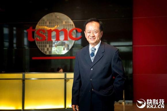 台湾行业震动:台积电老将蒋尚义投奔中芯国际