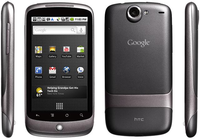 The Nexus One——迎来 Google PhoneThe Nexus One——迎来 Google Phone