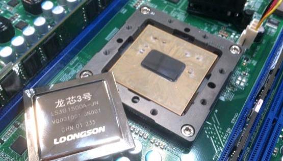 龙芯CPU首席科学家:龙芯已用于北斗卫星 正迈向中高端