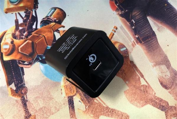 高通QC4+充电器实测:竟能给iPhone X快充