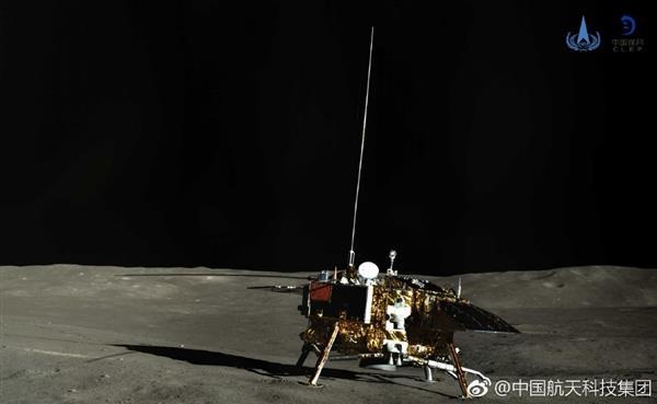 嫦娥四号、玉兔二号再次唤醒 进入第九月昼