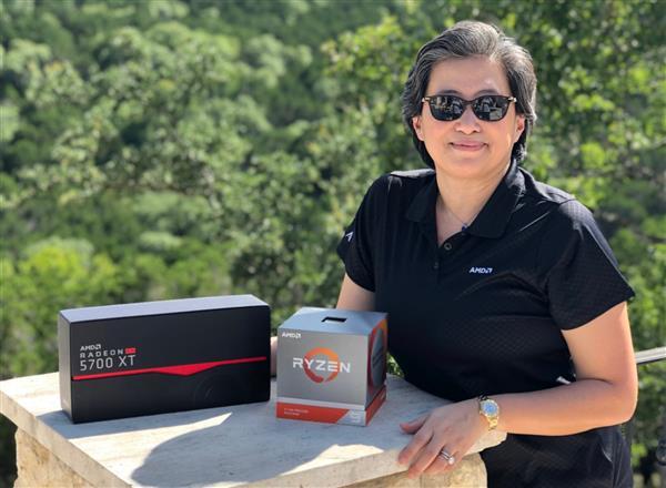 AMD CEO苏姿丰否认离职:我爱AMD 最好的即将到来