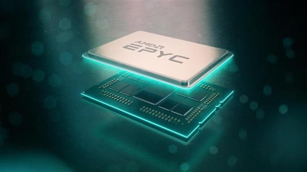 AMD Zen3霄龙性能首曝:48核心、单核持平Intel至强