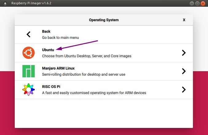 镜像工具:发行版 - Ubuntu