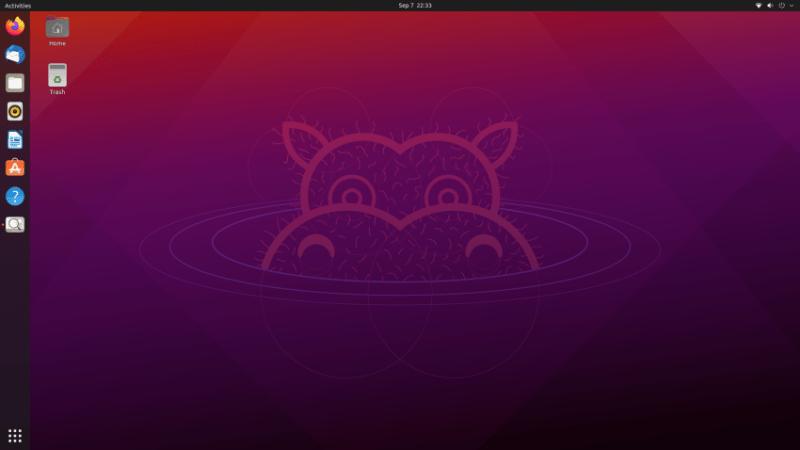 树莓派上的 Ubuntu 桌面